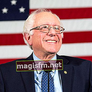 Bernie Sanders Taille, Poids, Wiki, Bio, Âge, Femme, Valeur nette, Première vie, Faits