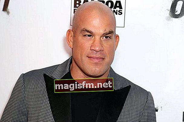 Tito Ortiz (MMA Fighter) Freundin, Frau, Vermögen, Wiki, Bio, Alter, Größe, Gewicht, Familie, Karriere, Fakten