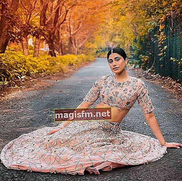 Malvika Sitlani (Model) Wiki, Bio, Alter, Größe, Gewicht, Maße, Freund, Vermögen, Fakten
