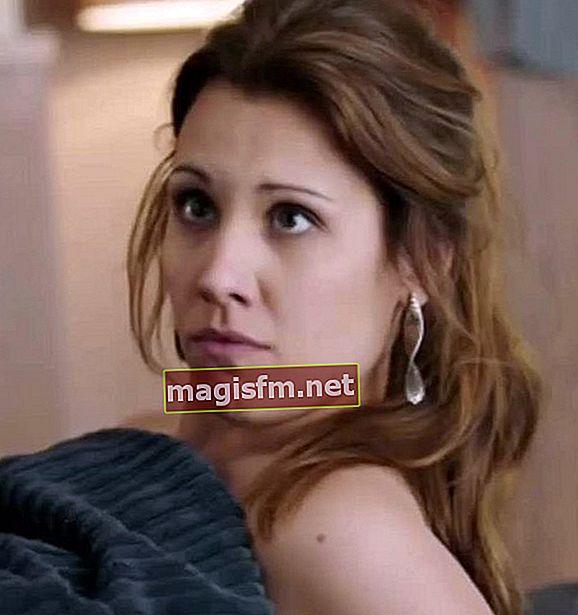 Alexandra Horvath (Actress) Wiki, Bio, la taille, Poids, Âge, Valeur nette, Copain, Famille, Faits