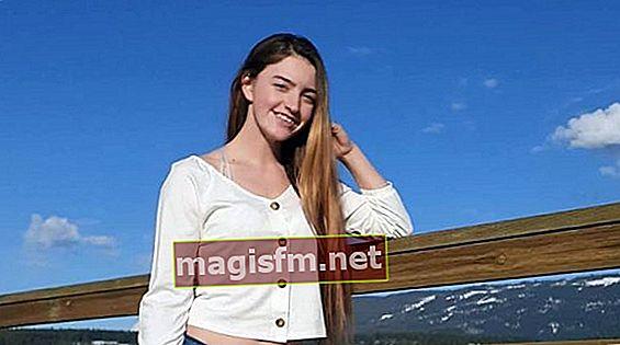 Cassidy Mceown (Reality Star) Wiki, Bio, Âge, la taille, Poids, Mesures, Copain, Valeur nette, Faits