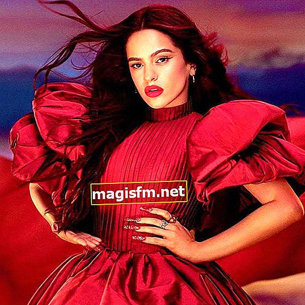 Rosalía (chanteuse) Wikipedia, Bio, Âge, la taille, Poids, Mesures, Copain, Valeur nette, Famille, Faits