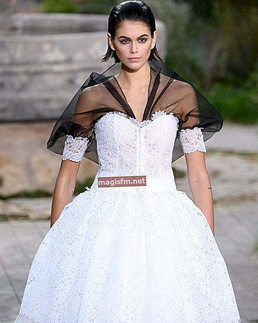 Kaia Gerber (Model) Vermögen, Freund, Dating, Alter, Bio, Wiki, Größe, Gewicht, Karriere, Fakten