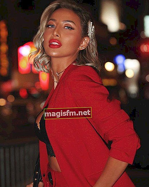 Model Roz (Model) Bio, Wiki, Freund, Dating, Alter, Größe, Gewicht, Vermögen, Fakten