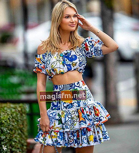 Elle Rose (Model) Wiki, Bio, Âge, la taille, Poids, Copain, Valeur nette, Enfants, Famille, Faits