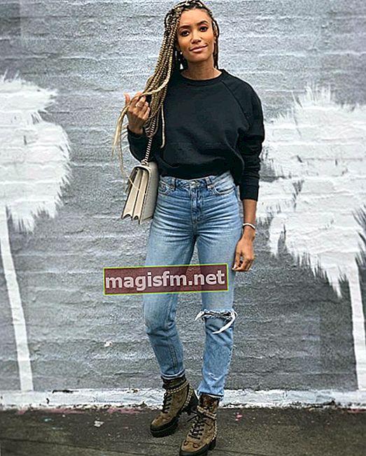 Annie Ilonzeh (Schauspielerin) Wiki, Bio, Alter, Größe, Gewicht, Freund, Familie, Karriere, Fakten