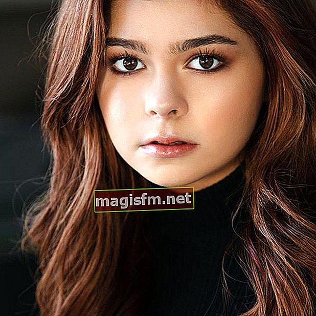 Addison Riecke (Schauspielerin) Wikipedia, Bio, Alter, Größe, Gewicht, Vermögen, Freund, Karriere, Fakten