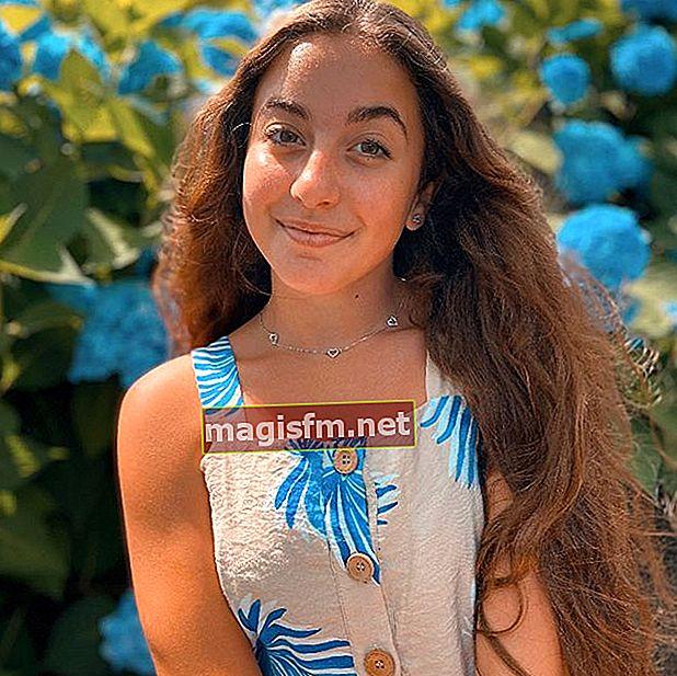 GiaNina Paolantonio (Tänzerin) Bio, Wiki, Alter, Größe, Gewicht, Freund, Vermögen, Familie, Fakten