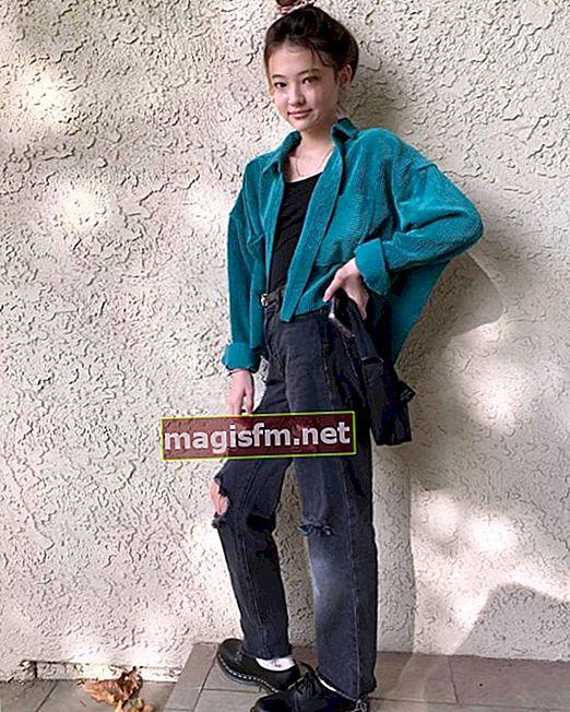 Ella Gross (Model) Wiki, Bio, Alter, Größe, Gewicht, Freund, Vermögen, Fakten