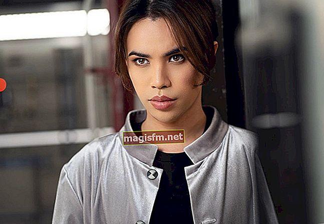 JayR Tinaco (Transgender-Schauspieler) Bio, Alter, Größe, Gewicht, Wiki, Freundin, Vermögen, Karriere, Fakten