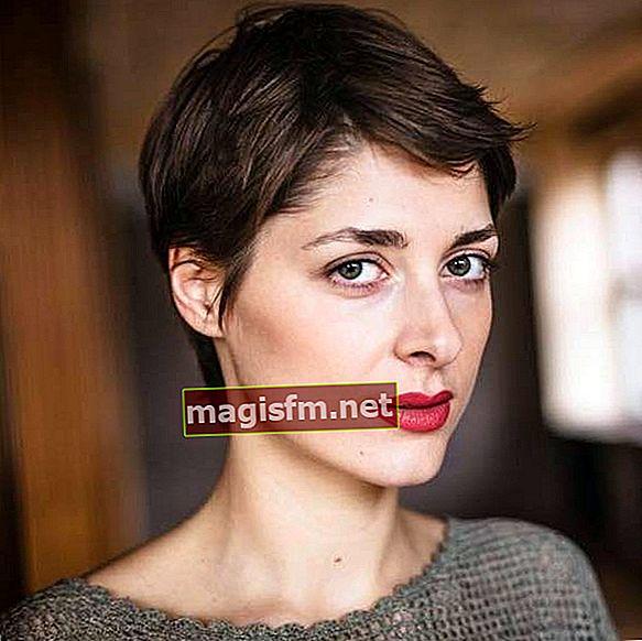 Katharina Nesytowa (Actrice) Âge, Bio, Taille, Poids, Relation, Valeur nette, Mesure corporelle, Faits