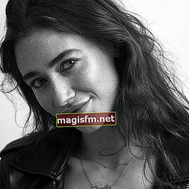Kamilla Kowal (Schauspielerin) Wikipedia, Bio, Alter, Größe, Gewicht, Maße, Freund, Vermögen, Fakten