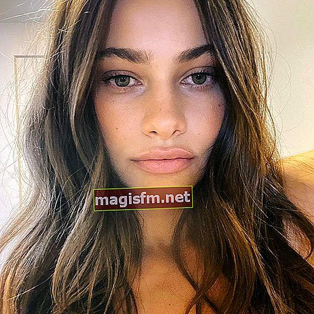 Yara Khmidan (Modell) Wiki, Bio, Alter, Größe, Gewicht, Maße, Freund, Vermögen, Fakten