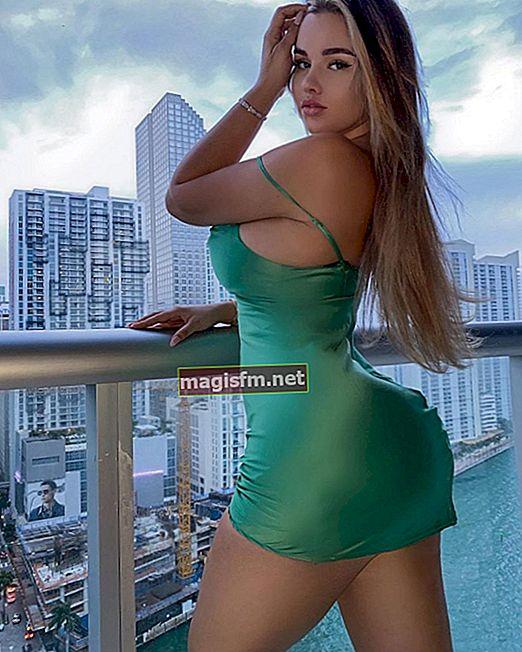 Anastasiya Kvitko (Modell) Bio, Wiki, Alter, Größe, Gewicht, Freund, Vermögen, Fakten
