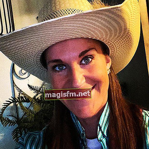 Kristen Tuff Scott (Reality Star) Wiki, Bio, Alter, Größe, Gewicht, Freund, Vermögen, Karriere, Fakten