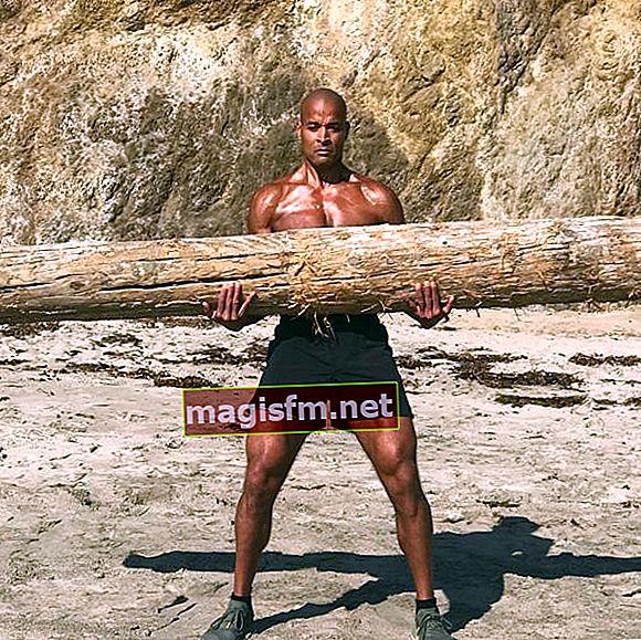 David Goggins (Runner) Wiki, Bio, Alter, Frau, Größe, Gewicht, Vermögen, Familie, Karriere, Fakten