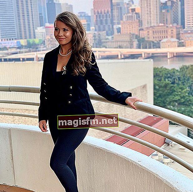 Bindi Irwin (Fernsehpersönlichkeit) Bio, Freund, Alter, Größe, Gewicht, Körpermaße, Vermögen, Fakten
