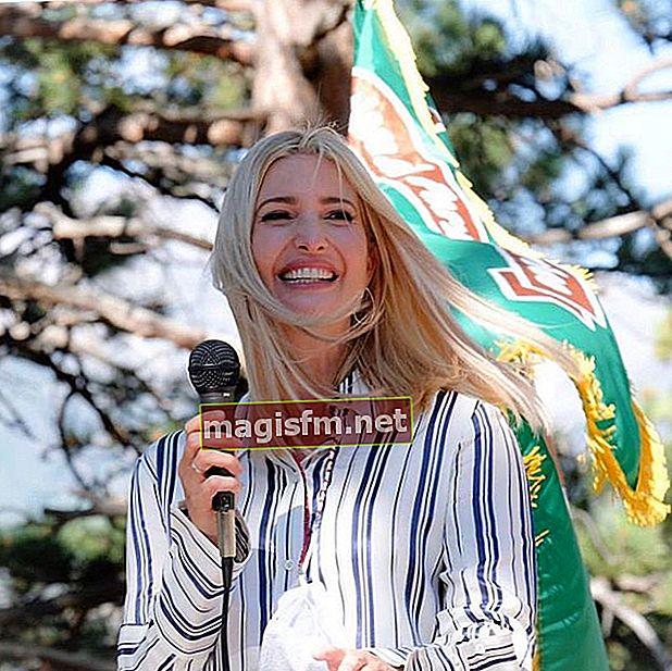 Ivanka Trump (Donald Trump Tochter) Wiki, Bio, Alter, Größe, Gewicht, Ehemann, Vermögen, Kinder, Fakten