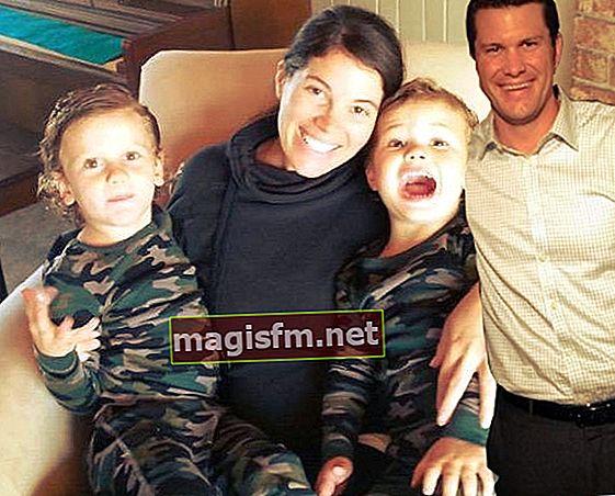 Samantha Hegseth (Ex-Frau von Pete Hegseth) Wiki, Bio, Alter, Größe, Gewicht, Ehemann, Vermögen, Fakten
