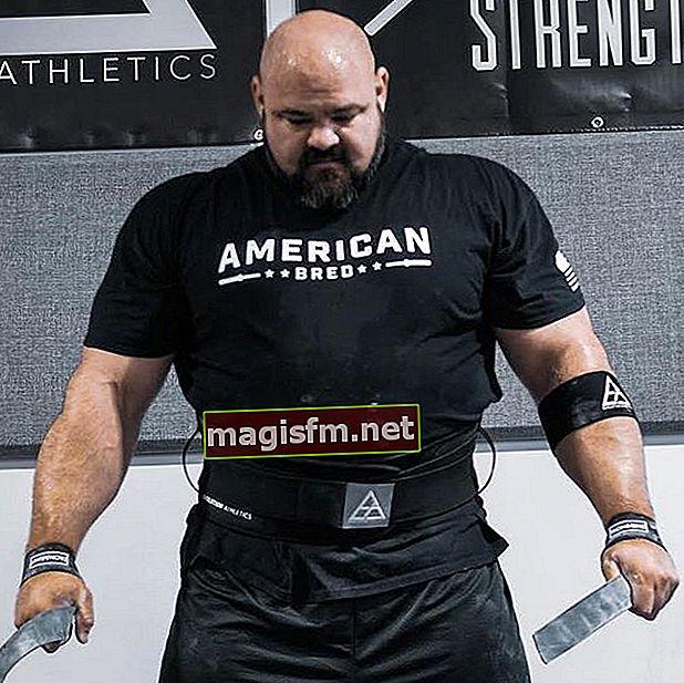 Brian Shaw (Strongman) Wiki, Bio, Größe, Gewicht, Frau, Kinder, Vermögen, Karriere, Fakten