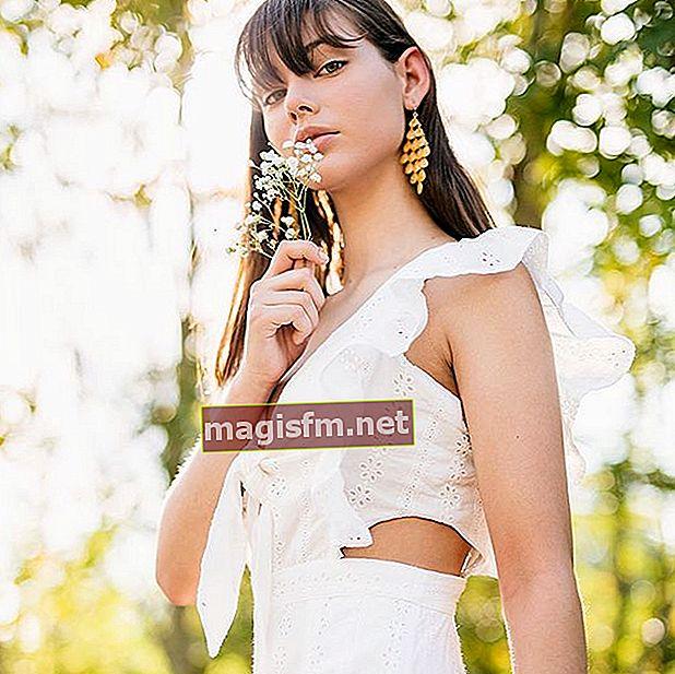 Laneya Grace (Model) Wiki, Bio, Alter, Größe, Gewicht, Vermögen, Freund, Fakten