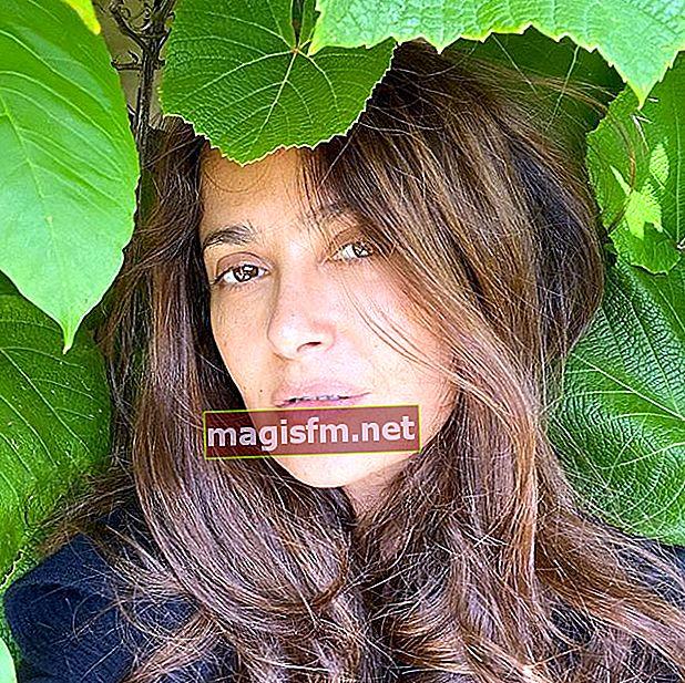 Salma Hayek (Actrice) Wiki, Bio, Âge, la taille, Poids, Mensurations du corps, Valeur nette, Mari, Les faits