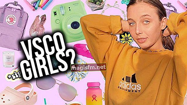Was ist VSCO-Mädchen? Das VSCO-Mädchen Meme, Trend & Word Explained