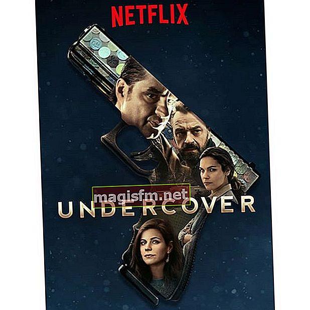 Série télévisée Undercover Saison 2: distribution, date de sortie, bande-annonce et intrigue expliquées