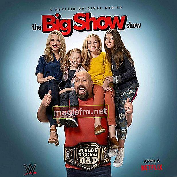 The Big Show Show Staffel 1: Rückblick, Besetzung, Handlung und Trailer erklärt