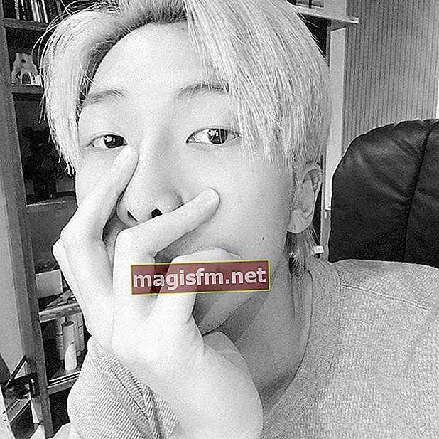 RM (BTS) Bio, Alter, Fakten, Größe, Freundin