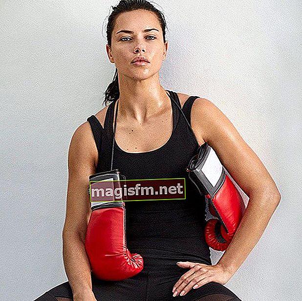 Top 10 Fakten über Adriana Lima