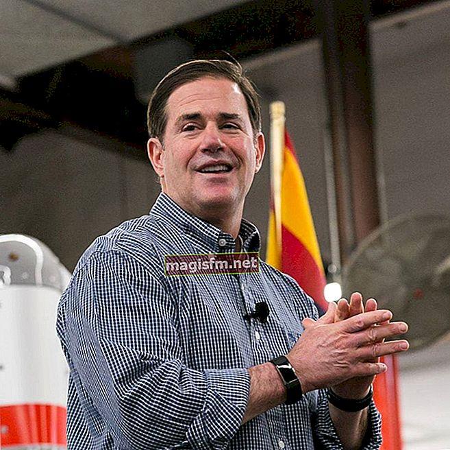 Doug Ducey (Gouverneur von Arizona) Bio, Alter, Vermögen, Größe, Gewicht, Ehepartner, Kinder, Karriere, Fakten