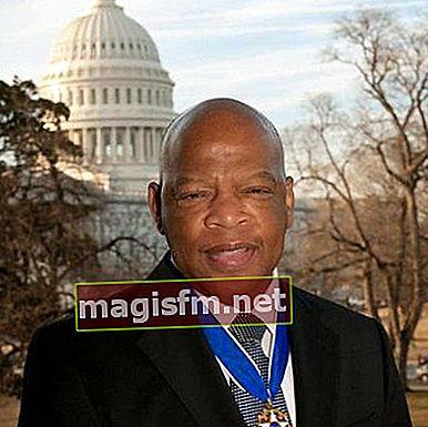 John Lewis (Politiker) Wiki, Bio, Alter, Größe, Gewicht, Todesursache, Frau, Vermögen, Fakten