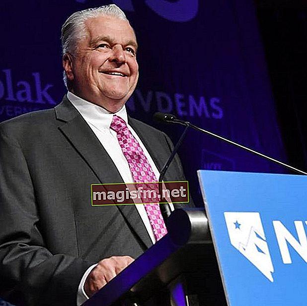 Steve Sisolak (Gouverneur von Nevada) Vermögen, Bio, Wiki, Frau, Kinder, Alter, Karriere, Fakten