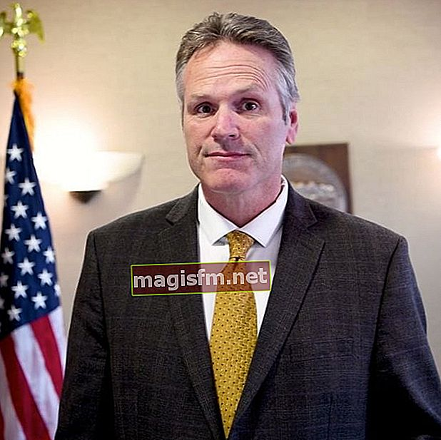 Mike Dunleavy (Gouverneur von Alaska) Bio, Alter, Vermögen, Größe, Gewicht, Ehepartner, Karriere, Fakten