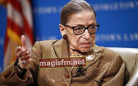 Ruth Bader Ginsburg Wiki, Bio, Größe, Gewicht, Todesursache, Vermögen, Ehepartner, Familie, Alter, Karriere, Fakten