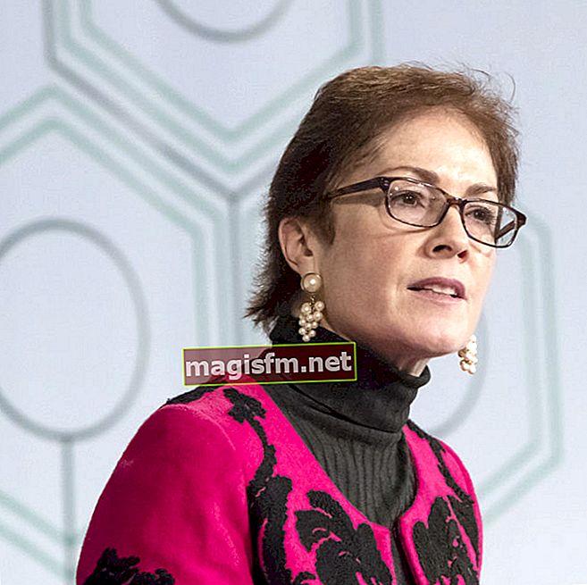 Marie Yovanovitch (Politikerin) Wiki, Bio, Größe, Gewicht, Ehemann, Alter, Vermögen, Familie, Fakten