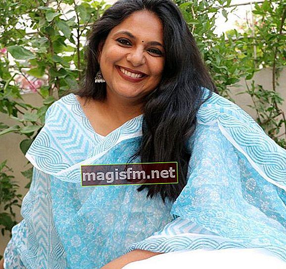 Richa Anirudh (Journalist) Wiki, Bio, Alter, Größe, Gewicht, Ehemann, Kinder, Gehalt, Fakten