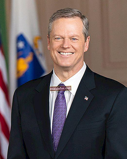 Charlie Baker (Gouverneur von Massachusetts) Vermögen, Bio, Alter, Frau, Kinder, Karriere, Größe, Gewicht, Fakten