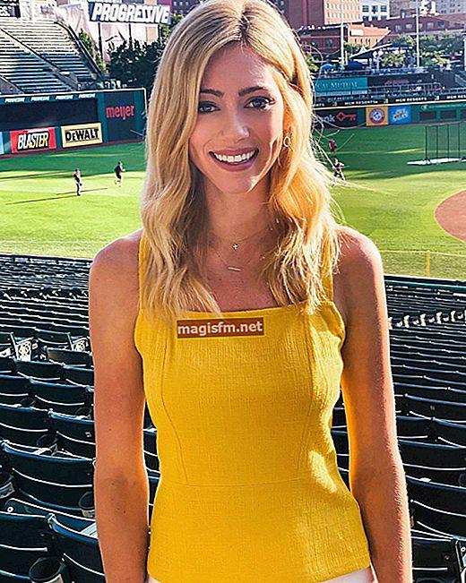 Abby Hornacek (Journalistin) Vermögen, Freund, Dating, Wiki, Bio, Karriere, Fakten