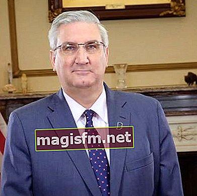 Eric Holcomb (Gouverneur von Indiana) Wiki, Bio, Alter, Vermögen, Größe, Gewicht, Frau, Kinder, Karriere, Fakten