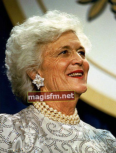 Barbara Bush (George Bush Wife) Wiki, Bio, Âge, Taille, Poids, Valeur nette, Conjoint, Enfants, Faits