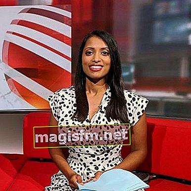 Luxmy Gopal (Journalist) Wiki, Bio, Alter, Größe, Gewicht, Freund, Vermögen, Familie, Karriere, Fakten