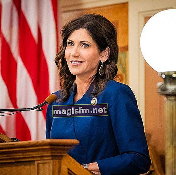 Kristi Noem (Gouverneur von South Dakota) Vermögen, Wiki, Bio, Alter, Ehemann, Familie, Karriere, Fakten