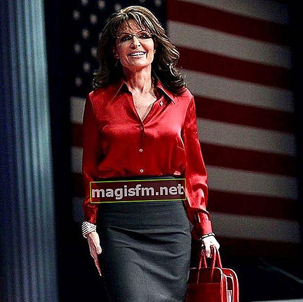 Sarah Palin (Politikerin) Wiki, Bio, Alter, Größe, Gewicht, Vermögen, Ehemann, Kinder, Fakten