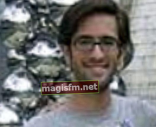 Eric Ciaramella (Whistle Blower) Wiki, Bio, Alter, Größe, Gewicht, Freundin, Vermögen, Familie, Fakten