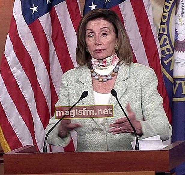 Nancy Pelosi (Politikerin) Wiki, Bio, Größe, Gewicht, Ehepartner, Vermögen, Alter, Familie, Kinder, Fakten