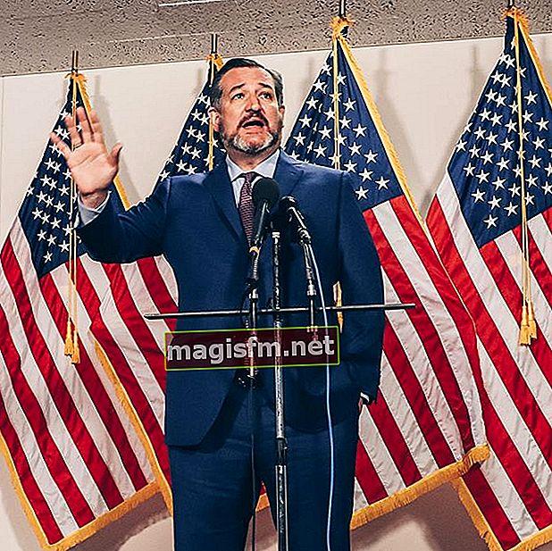 Ted Cruz (Politiker) Wiki, Bio, Alter, Größe, Gewicht, Vermögen, Ehepartner, Kinder, Karriere, Fakten