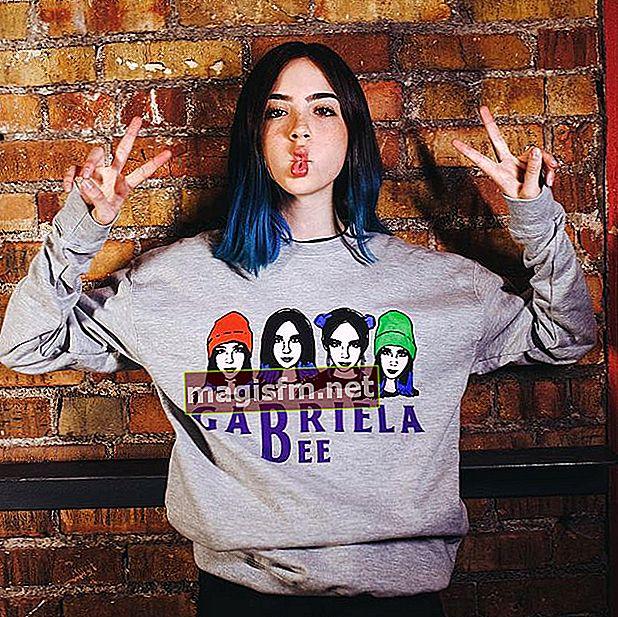 Gabriela Bee (Youtuber) Wikipedia, Bio, Alter, Größe, Gewicht, Maße, Freund, Vermögen, Fakten