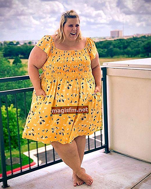 Anna OBrien (TikTok Star) Bio, Wiki, Alter, Größe, Gewicht